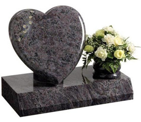 Heart with Side Vase